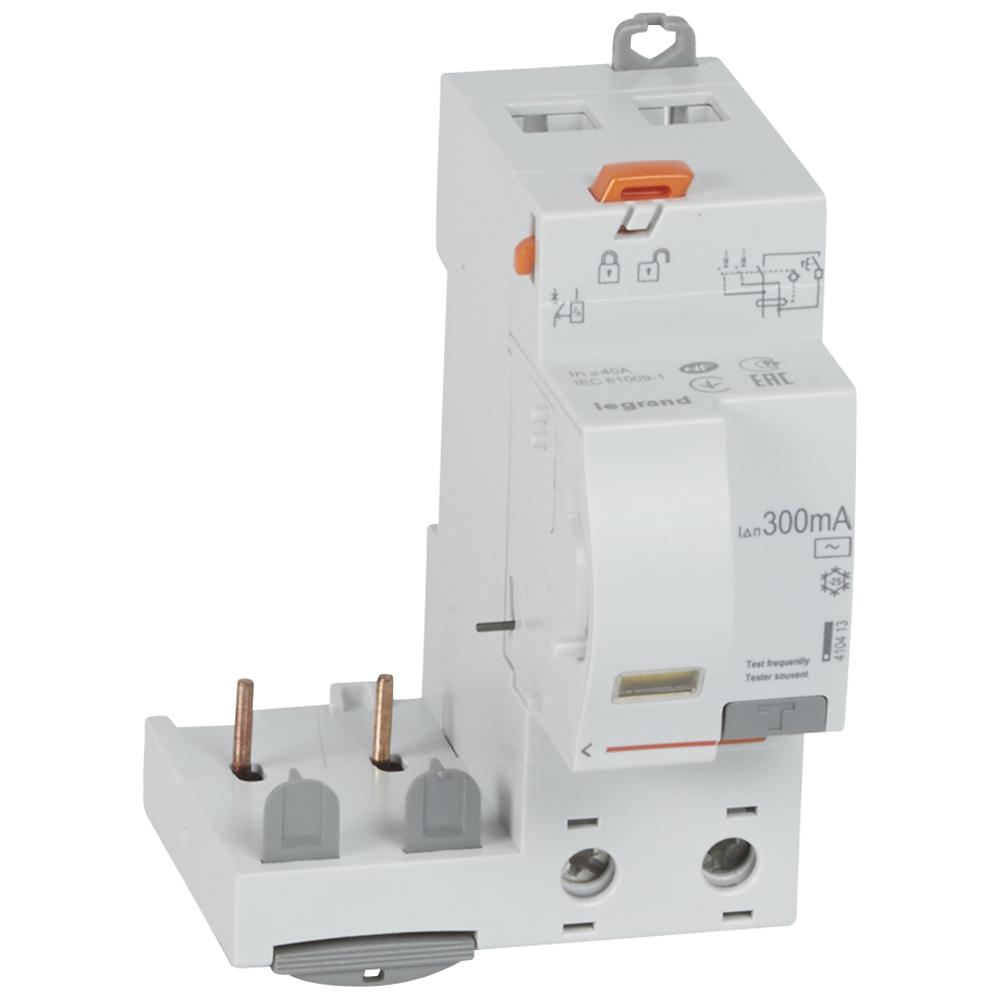 Диф.блок DX3 40A 2П AC 300mA