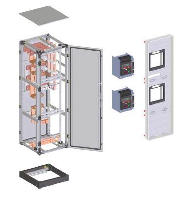 Вводно-секционная панель ГРЩ 1600А