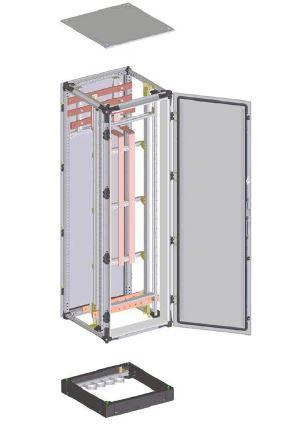 Распределительная панель для установки оборудования ABB