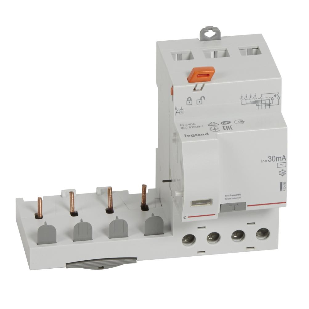 Диф.блок DX3 40A 4П 30mA-AC