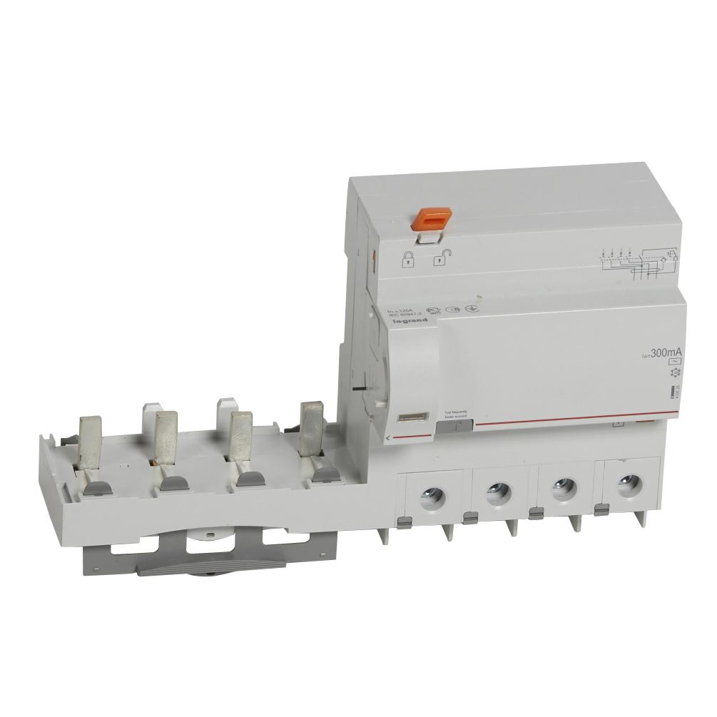 Диф.бл.DX3 125A 4П300mA-AC1,5м