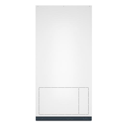 Воздухоохладительные агрегаты с непосредственным охлаждением, нисходящий поток и вентиляторы с асинхронными двигателями или двигателями с электронной коммутацией