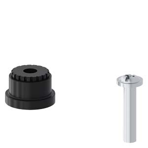 3SX5100-3B – Siemens ADAPTER+SCREW FOR COMPENSATING INSTALLATION DEPTH FOR TWIST LEVER ADJUSTABLE LENGTH AND ROD LEVER 3SE51..-, IF REQUIRED FOR CHANGING OVER FROM 3SE21 (