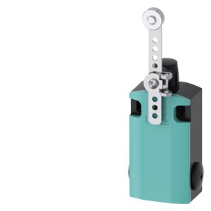 3SE5162-0CH63-1AN6 – Siemens SIRIUS position switch Metal enclosure XL, 56 mm wide, with twist lever, adjustable-length with Grid hole, Stainless steel lever, stainless steel roll