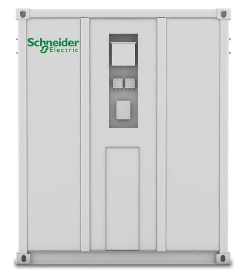 Блок EcoBreeze размера 6 м (20 футов), 400 В / 3 ф. / 50 Гц