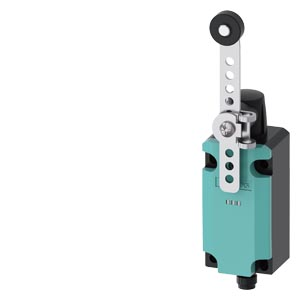 3SE5114-1CH60-1AF3 – Siemens POSITION SWITCH 3SE5114, WITH TWIST LEVER ADJUST. LENGTH WITH DRILL HOLE, METAL ENCL. 40MM ACC. TO EN50041,1NO/1NC SNAP-ACTION WITH M12 PLUG, 5-POLE,